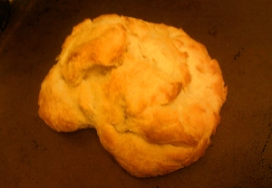 ....this non-yeast biscuit is sure to be a hit this holiday season!